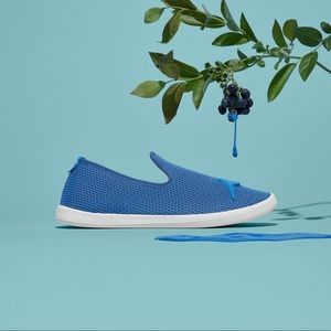 Allbirds Women's Tree Loungers kauri cobalt blue